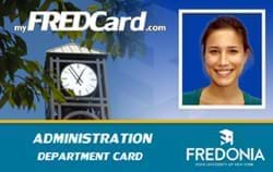 Department Card